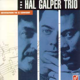 Hal Galper Trio Invitation To A Concert