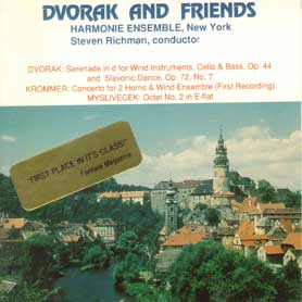 Dvorak and Friends